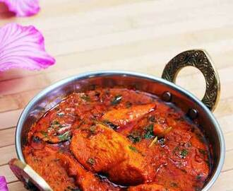 Chicken Masala in Red Spicy Gravy Recipe