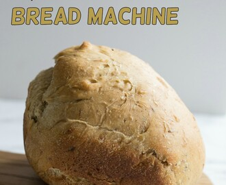 How to Make Mushroom Bread in Your Bread Machine