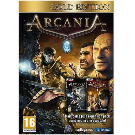 Nordic Games Arcania Gold Edition PC-spel