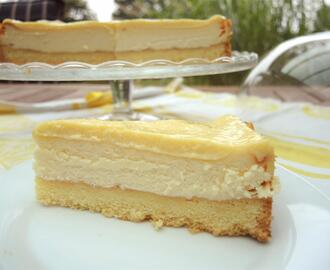Lemon Cheesecake – nach Cynthia Barcomi