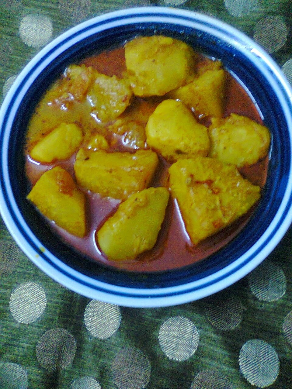 Delicious Side Dish  -  Turnip Gravy/Bengali Shalgam Curry