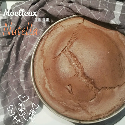 THERMOMIX : Moelleux au Nutella .. pure et simple tuerie !