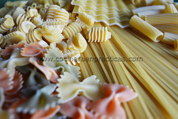 PASTA (occidental): Conocerla y Cocinarla