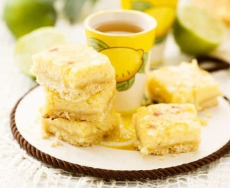Weight Watchers Best Key Lime Bars Recipe