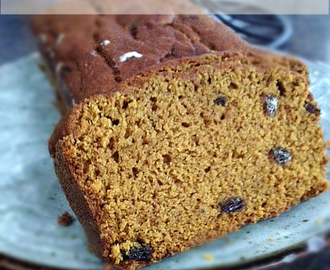 Pumpkin Bread - NO EGGS - Delicious, frugal, & VEGAN!