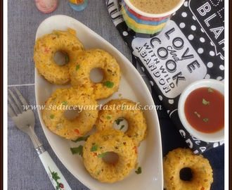 Indian Style Savory Breakfast Bundts | #BundtBakers
