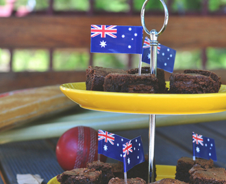 Thermomix Recipe :: Tim Tam Brownies