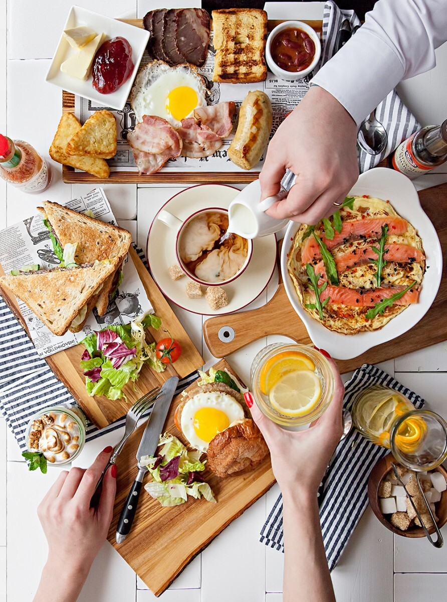 52 of the Best UK Food Bloggers' Brunch Recipes