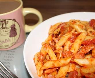 Easy Dairy Free and Egg Free Pasta Sauce Recipe