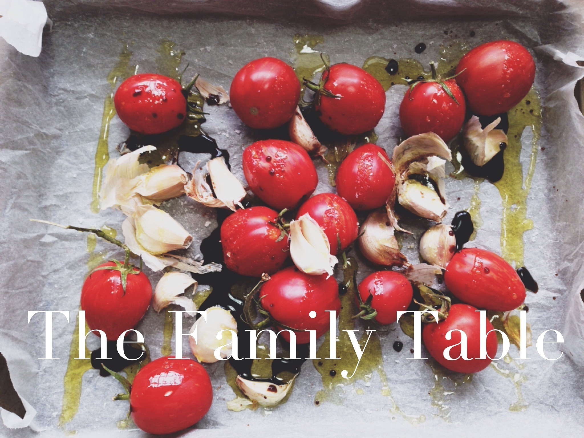 The Family Table: Part 13: Caro Webster
