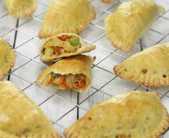 Chicken Empanada – Filipino style