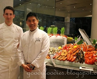 Norwegian Seafood Promotion at InterContinental KL