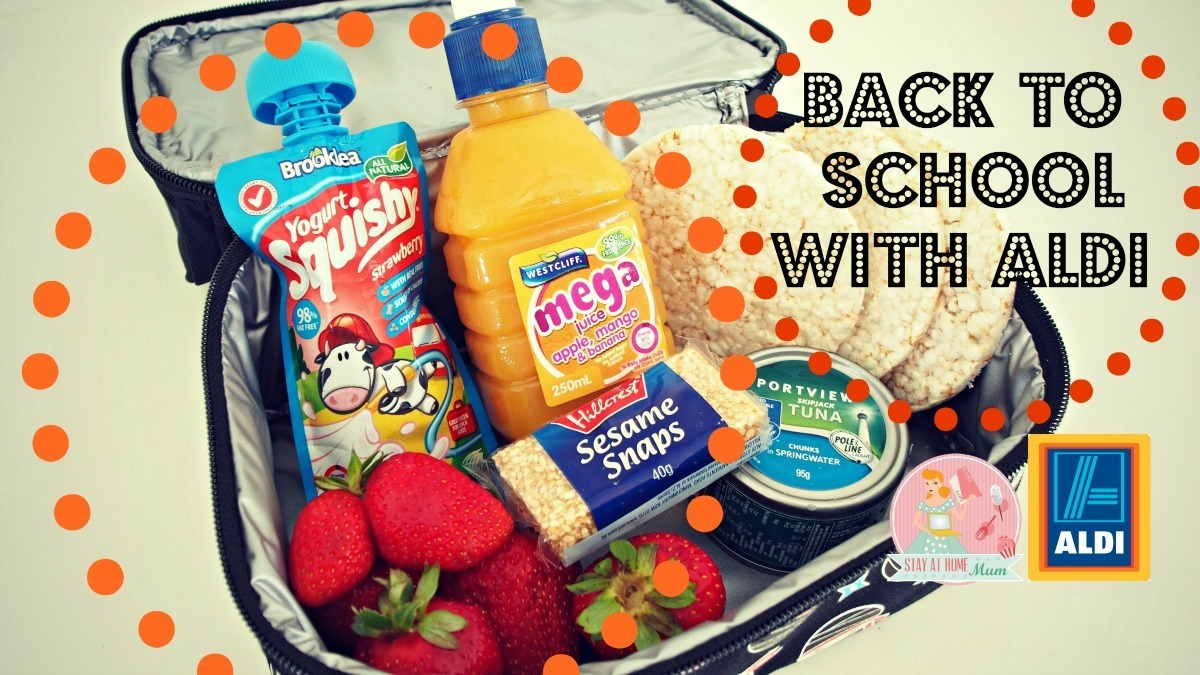 Back To School With ALDI