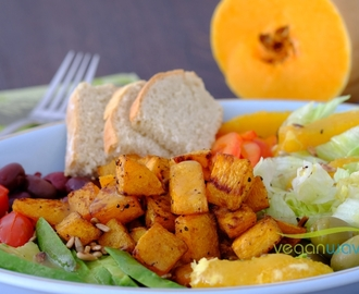 Butternut Salad Bowl – simply delicious