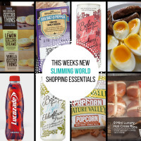 New Slimming World Shopping Essentials – 3/3/17