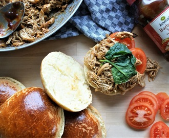 [Degustabox] - Pulled Chicken Burger