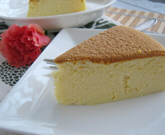 Alex Goh's Cheddar Cheesecake