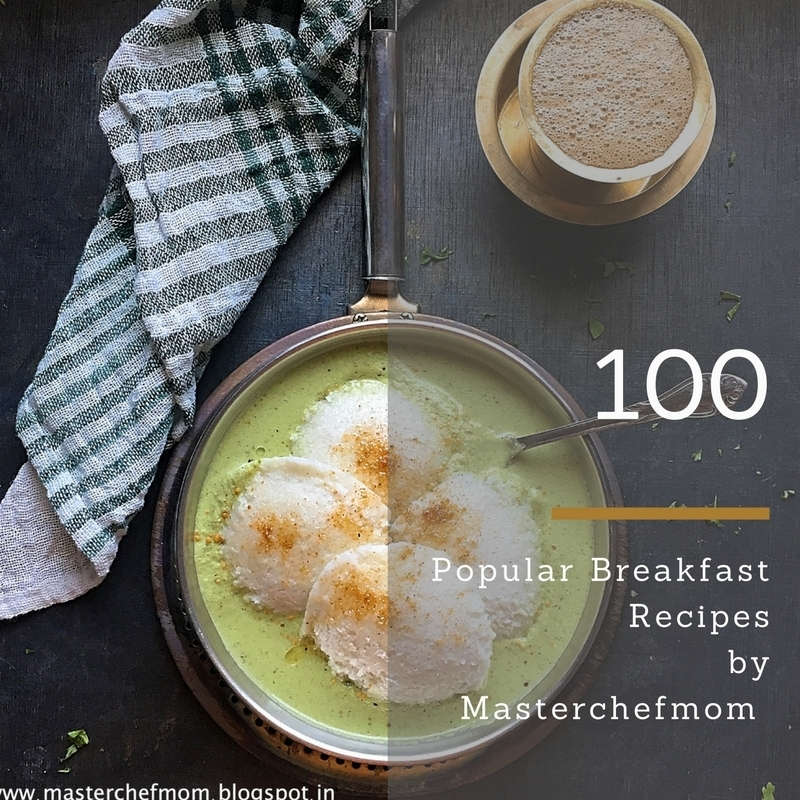 100 Breakfast Recipes | Breakfast Recipes by Masterchefmom