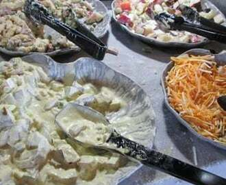 Salad Bar Deli Salad Recipes