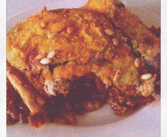 The best vegan moussaka you will ever eat