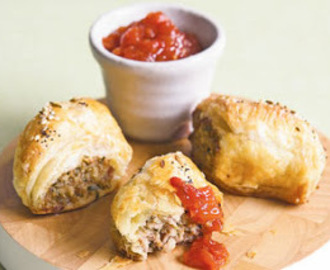 Sausage rolls that both you and your little ones will love.
