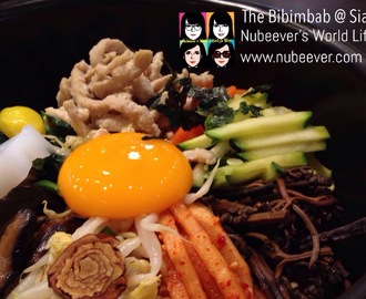 [Review] The Bibimbab Korean Sizzling Cuisine