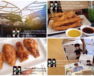[Review] Kyochon Chicken The Paseo Town Ramkhamhaeng