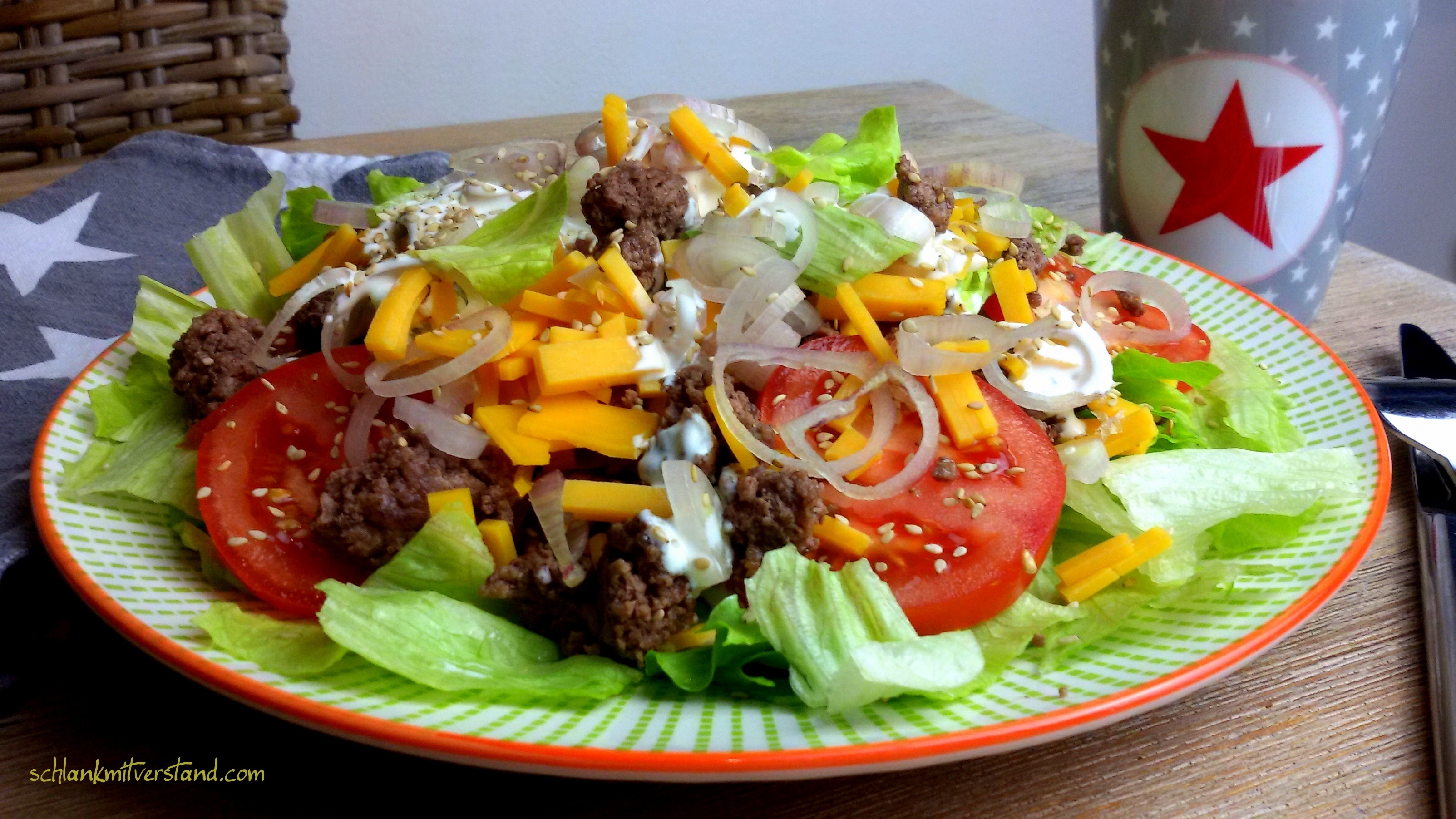 low carb Royal TS Salat