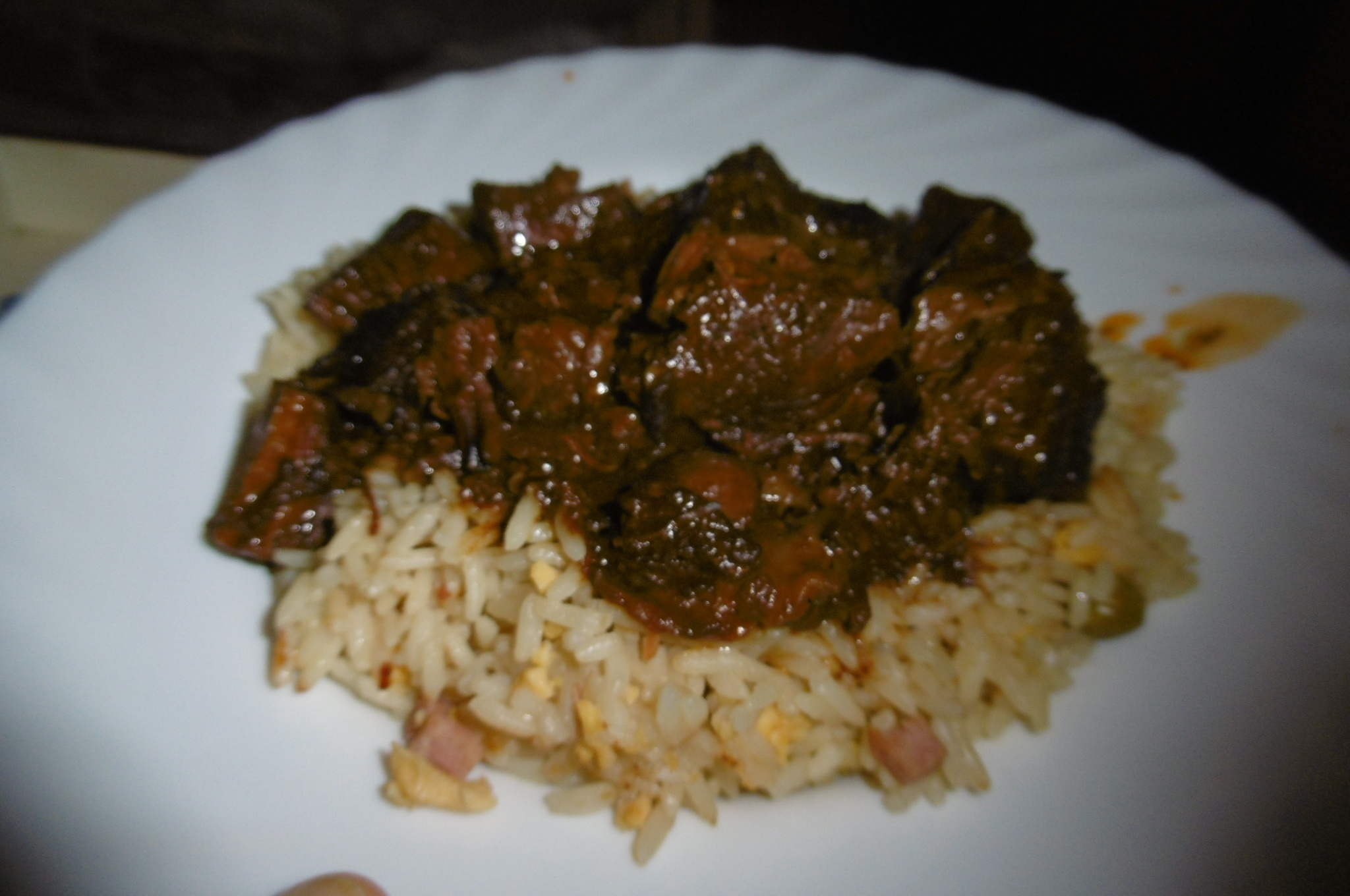 Slow cooker recipe : Pulled Beef Stew