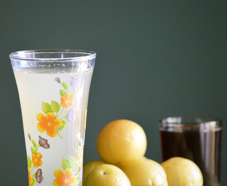 Amla / Nellikai / Gooseberry Juice - Refreshing summer drink - Way to beat the heat