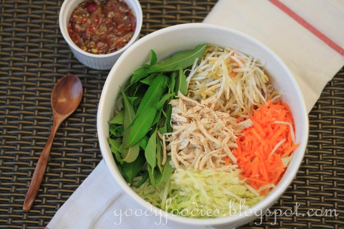 Recipe: Vietnamese Chicken Salad (Bill Granger)