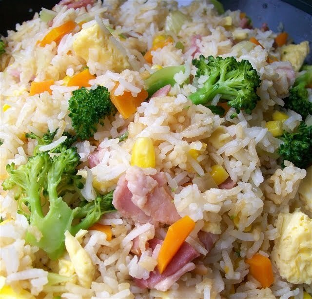 Thermomix 'Fried' Rice