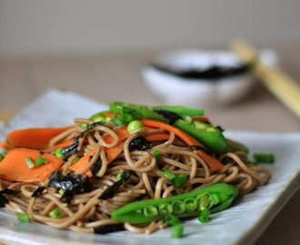 Recipe: Soba Noodle Salad (Gordon Ramsay)