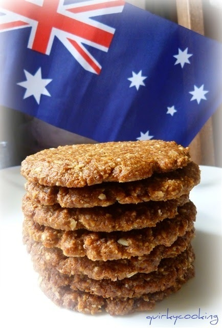 Anzac Biscuits (Vegan)