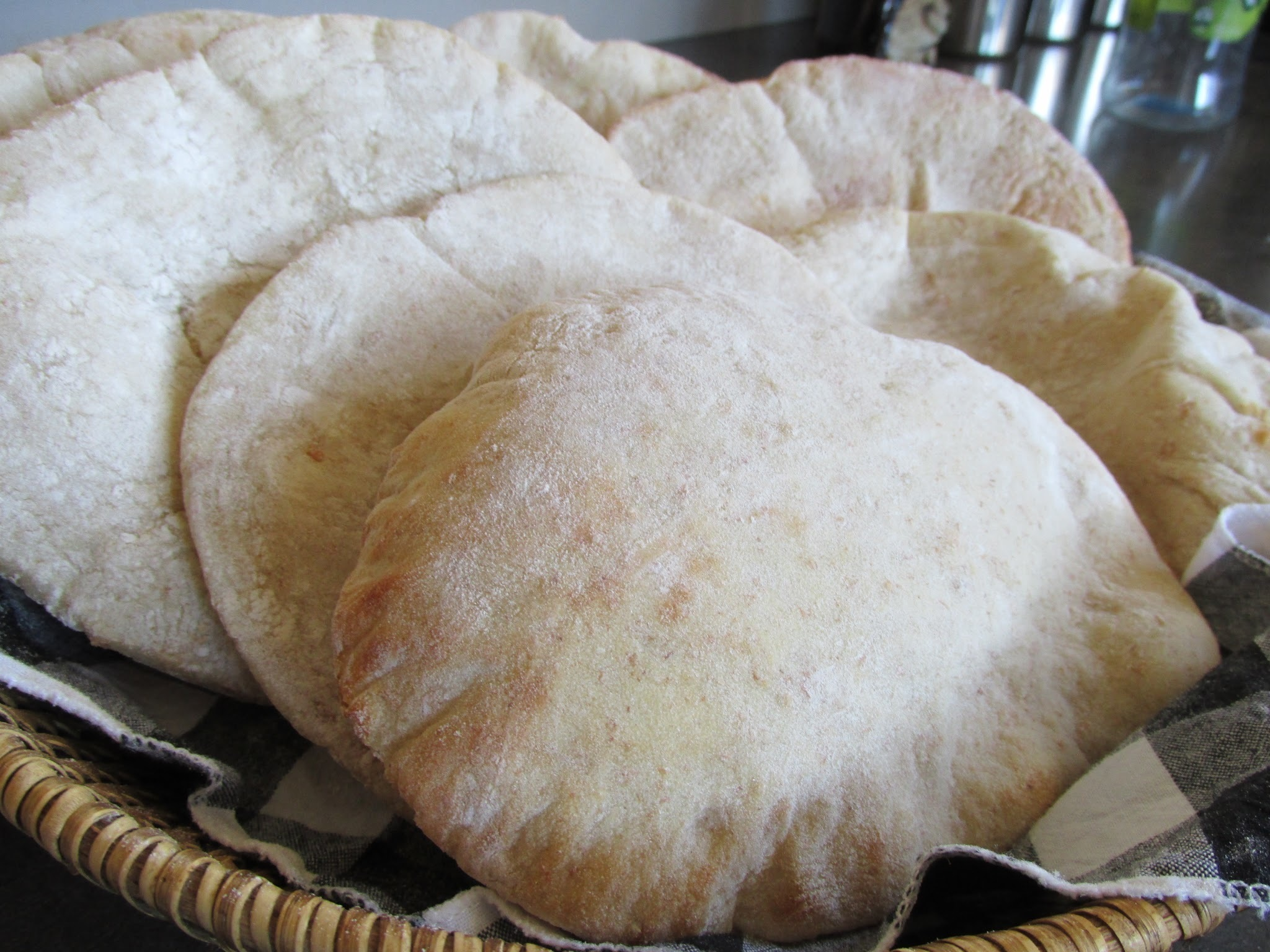 Dinner with Friends : Pita Bread