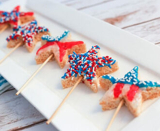 Top 5 Red, White & Blue Desserts