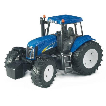 Bruder Traktor New Holland TG285 1:16 03020