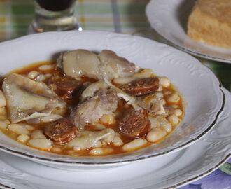 Recetas de cocinar judias blancas peque as mytaste for Cocinar oreja de cerdo