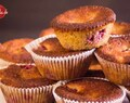Quark-Muffins!! low carb und glutenfrei