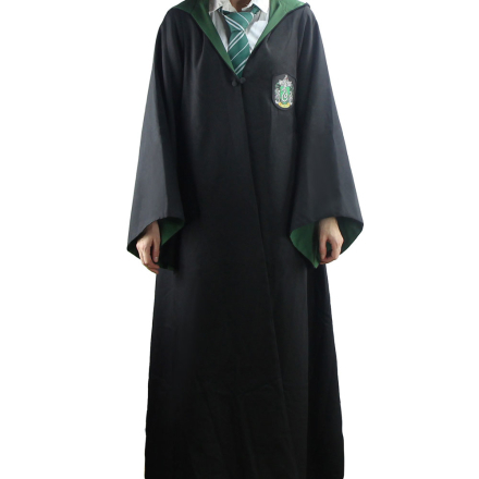 Trollkarlsdräkt Harry Potter - Slytherin