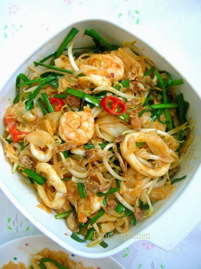 Siam Style Fried Kueh Teow