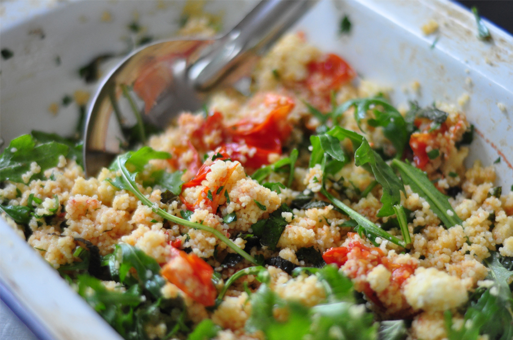 Comment on Tomato & garlic couscous by colouroftheclouds