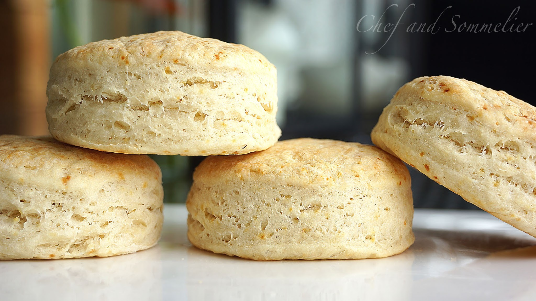 Buttermilk Biscuits II