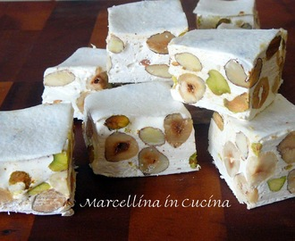 Nougat Torrone - THE DARING BAKERS' MARCH, 2014 CHALLENGE