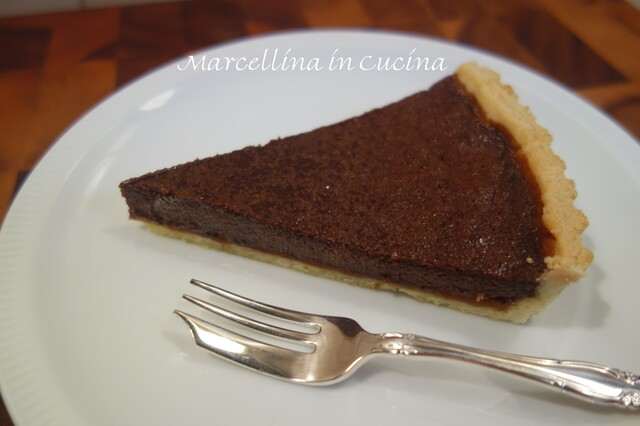 CHOCOLATE CARAMEL TART - THE DARING BAKERS' JUNE, 2013 CHALLENGE