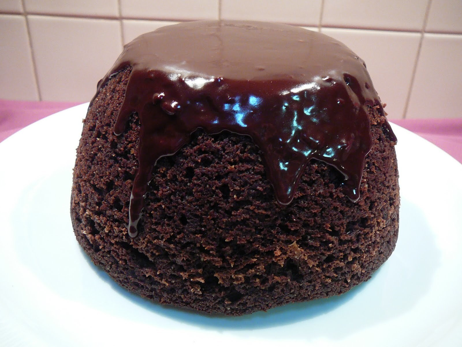 April Daring Bakers Challenge - Traditional British Steamed Pudding