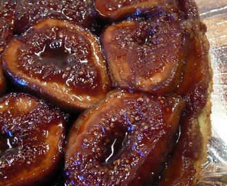 Fig Tarte Tatin?