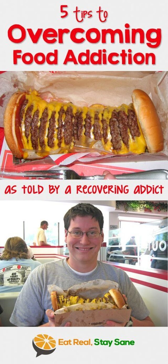 Overcoming Food Addiction – As Told by a Recovering Addict