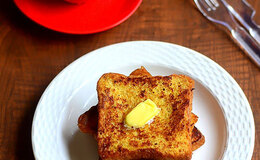 French eggless toast to try