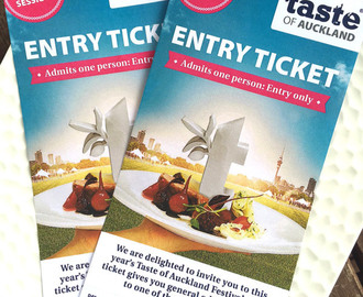 What to eat and see at Taste of Auckland 2015